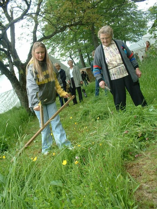 Sensenkurs Museumsfest Grassemann 2004 021 620x826 Sensenkurs