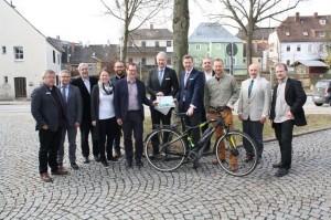 Unbenannt 300x199 Naturpark Fichtelgebirge markiert mit Unterstützung von LEADER 720 Kilometer Radwege