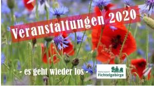 Veranstaltungen 300x168 Veranstaltungen Naturpark Fichtelgebirge