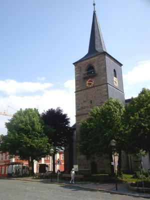 Kirche Weißenstadt