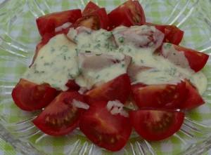 Dressing mit Tomaten (2)