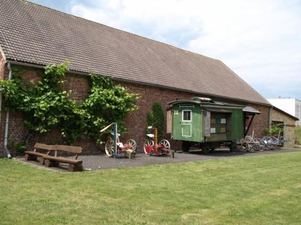 NPF Bauernmuseum Zahna KF 620x465 24. Ernte  und Stadtfest in Zahna