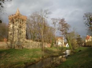 Naturpark Fläming-Stadtmauer mit Kiekinpott-2010