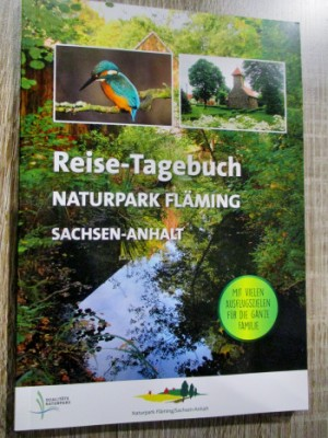Reisetagebuch-NP Fläming