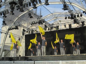Symbolica-Flaggentanzgruppe-NP Fläming-2017