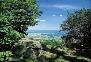 Aussichtspunkt Kalbe (C) Naturpark MKW