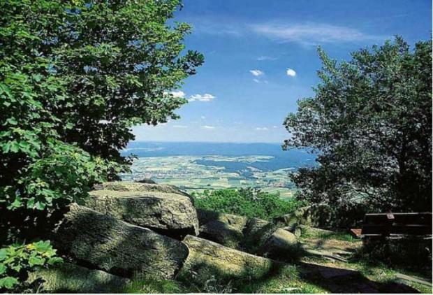 Aussichtspunkt Kalbe 620x422 Auf dem Kalbepfad mit der ganzen Familie