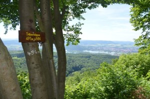 Aussichtspunkt Silberklippe (c) Claudia Krabbes