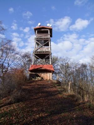 Aussichtsturm am Ziegenküppel (c) Susanne Pfingst