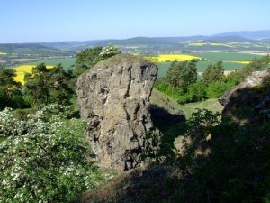 Blaue Kuppe (c) Geo-Naturpark Frau-Holle-Land