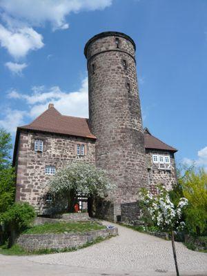 Burg Ludwigstein 1cPro Witzenhausen GmbH Von Ahrenberg zur Burg Ludwigstein