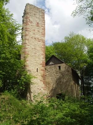 Burgruine Boyneburg (c) Gemeinde Ringgau