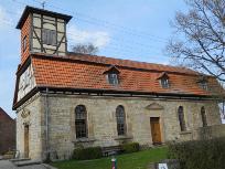 Kirche Lüderbach(c) Pfarramt Weißenborn-Rambach