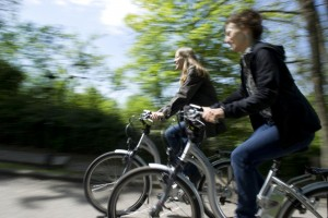 Tour mit dem E-Bike(c)Regionalmanagement Nordhessen