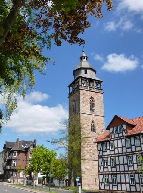 Nikolaiturm c Tourist Info Eschwege Nikolaiturm