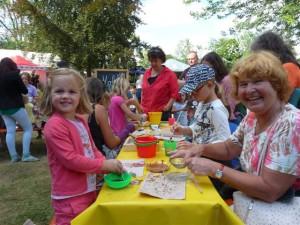 Kinderprogramm am Open Flair (C) S. Pfingst