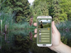 Geo-Naturpark-App (c) Geo-Naturpark Frau-Holle-Land