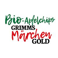 """Apfelchips Bio Apfelchips """"GRIMMS Märchen GOLD"""""""