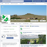 Facebook2 Naturpark Habichtswald auf Facebook