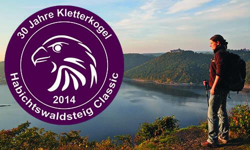 HaWaSteig Classic Habichtswaldsteig Classic – 30 Jahre Kletterkogel