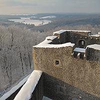 Haturpark Habichtswald JKrackrügge Weidelsburg Winter Fototour rund um die Weidelsburg