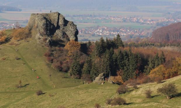 Helfensteine 620x371 Kräuterwanderung um den Hohen Dörnberg