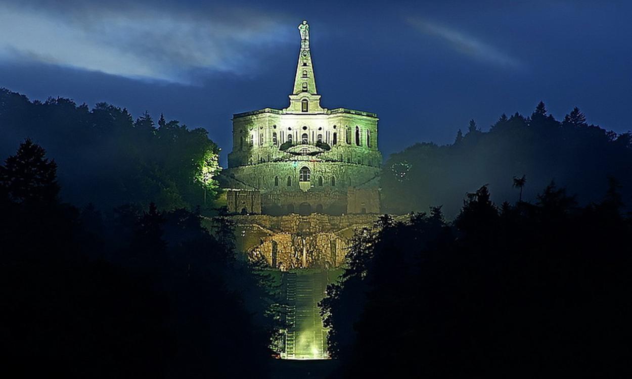 Herkules UNESCO Weltkulturerbe im Naturpark Habichtswald