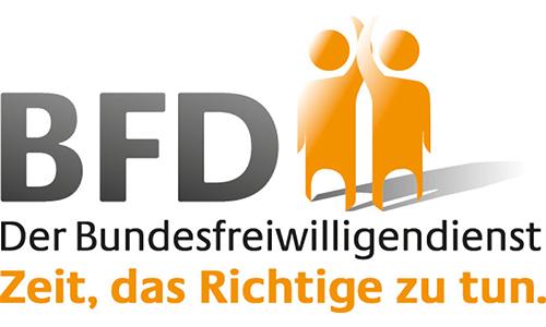Logo BFD Bundesfreiwilligendienst beim Naturpark Habichtswald