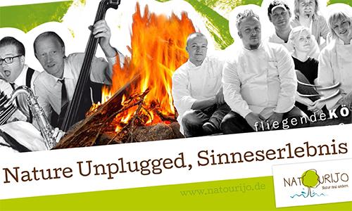 "Nature Unplugged Nature Unplugged ""Sinneserlebnis"""