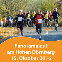 Naturpark Habichtswald 2016 Panoramalauf 4. Panoramalauf auf dem Hohen Dörnberg 2015