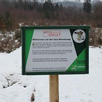 Naturpark Habichtswald 2021 ALudolph Quizweg Quiz Wanderweg im Hohen Habichtswald