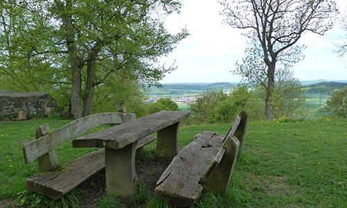 Naturpark Habichtswald AHartmann 2013 Falkenstein Sagenhafte Wanderung zu einem märchenhaften Ort