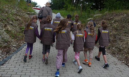 Naturpark Habichtswald AHartmann 2013 Kindergeburtstag Kindergeburtstag im Naturparkzentrum Habichtswald