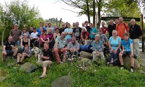 Naturpark Habichtswald_AHartmann_2014_Gruppenbild HaWa Classic