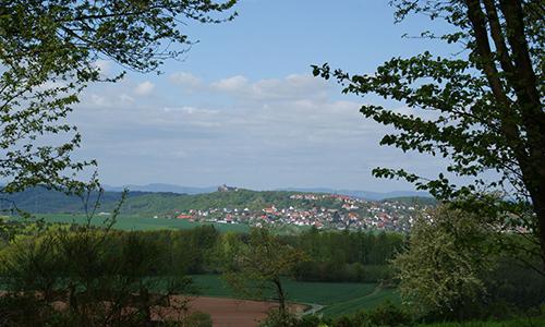 Naturpark Habichtswald APetri Sengelsberg Auf den Schwingen des Habichts   Von Waldeck nach Naumburg