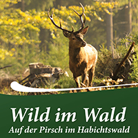 Naturpark Habichtswald_Ausstellung_Wild auf Wald