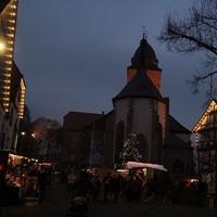Naturpark Habichtswald HeikeKleinhans Weihnachtsmarkt Naumburg Weihnachtsmarkt in Naumburg