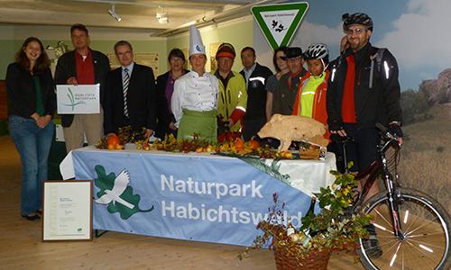 Naturpark Habichtswald JNuglisch 2013 Qualitätsnaturpark Hohe Auszeichnung für den Naturpark Habichtswald: Naturpark Habichtswald wird Qualitäts Naturpark