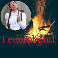Naturpark Habichtswald KStein Feuerabend FEUERABEND! Erzählkunst am Lagerfeuer