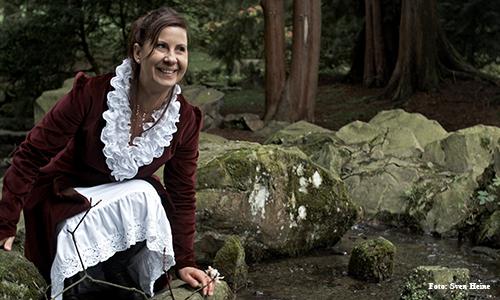 Naturpark Habichtswald Kirsten Stein Hier und anderswo   Märchensommersonnenwende