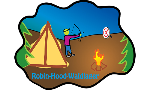 Naturpark Habichtswald Robin Hood Waldlager Robin Hood Waldlager in den Sommerferien