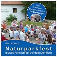 Plakat Naturparkfest
