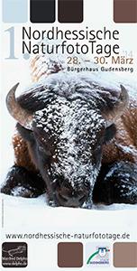 Titel Naturfototage Nordhessische Naturfototage