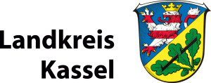 Wappen Landkreis Kassel mit Schriftzug 300x118 Auf den Spuren der Kelten