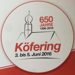 650 Jahre Köfering