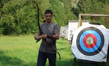 Bogenschießen Kurse der Wildnisschule im April