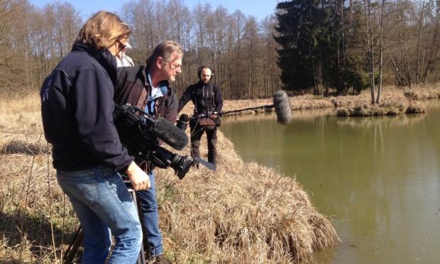 Das Bayerische Fernsehen im Naturpark Hirschwald c Naturpark Hirschwald 620x372 Der Naturpark Hirschwald im Fernsehen