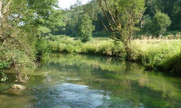 Das Vilstal vom Wasser aus c Naturpark Hirschwald 620x372 Lebensadern Vils und Lauterach