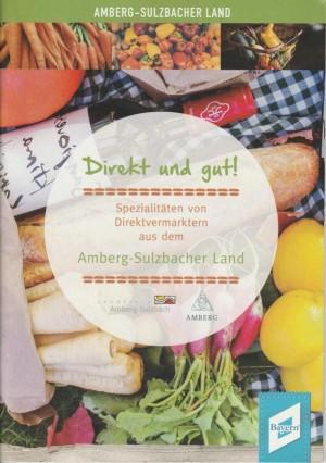 Direktvermarkterbroschüre (c) LAG REgionalentwicklung Amber-Sulzbach