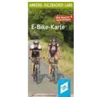 E-Bike Karte Amberg-Sulzbacher Land